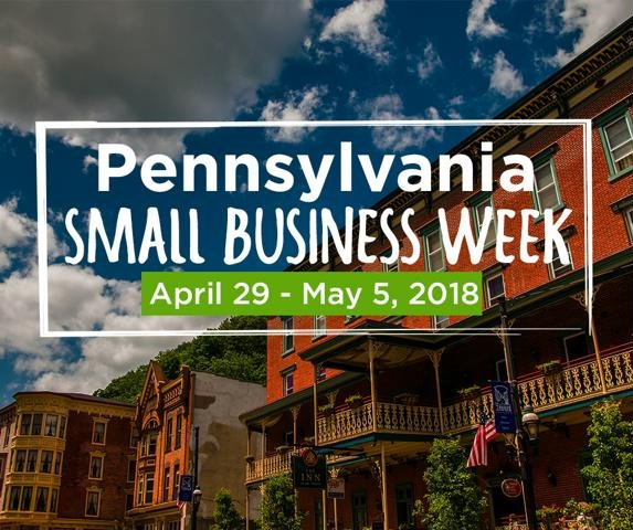 PA Small Business Week April 29 - May 5