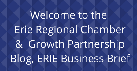 Welcome to ERIE Business Brief - the blog