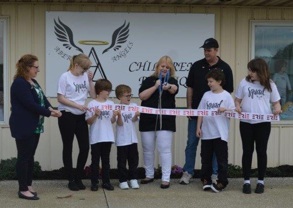 Abers Angels Children's Boutique Officially Opens