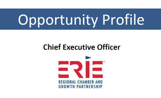 ERCGP CEO Search Begins