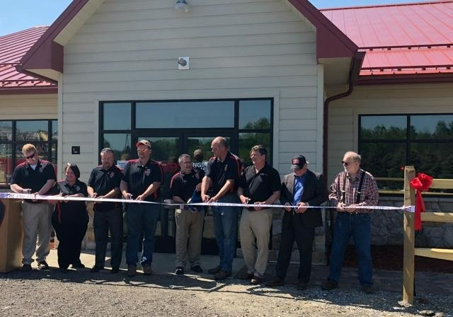 Engine House 39 Officially Opens