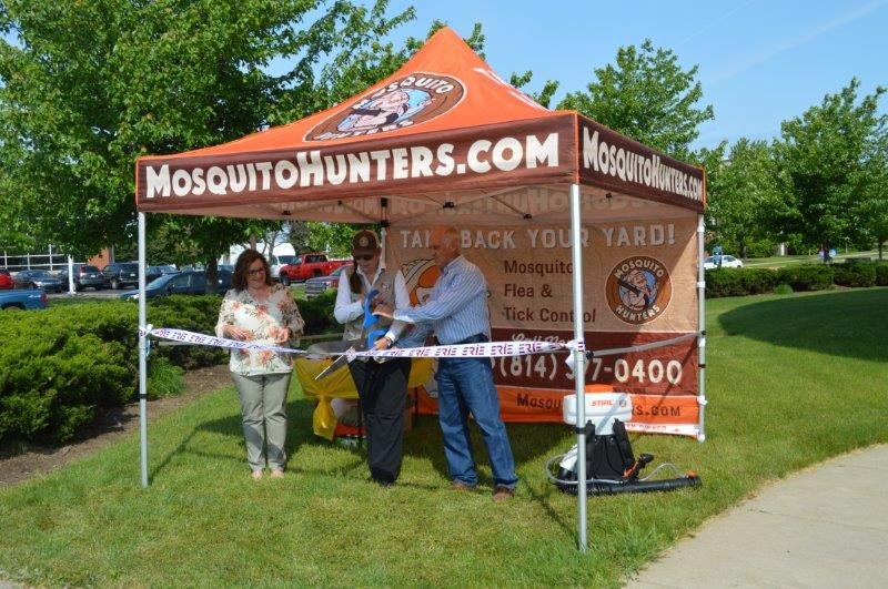 Take Back Your Yard Responsibly with Mosquito Hunters of Erie