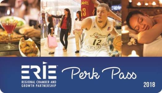 Thoughts on the ERIE Perk Pass Program