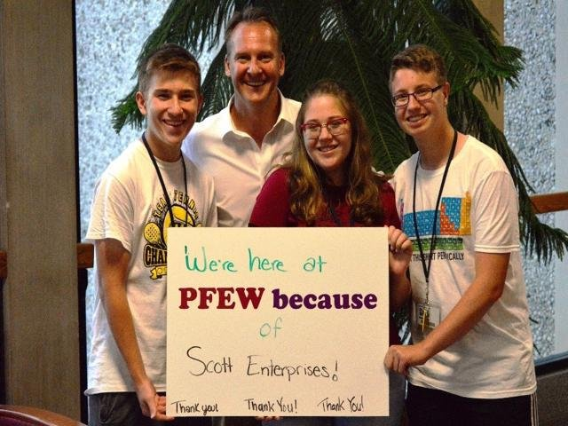 Pennsylvania Free Enterprise Week (PFEW) Hosts 167 Erie County Students