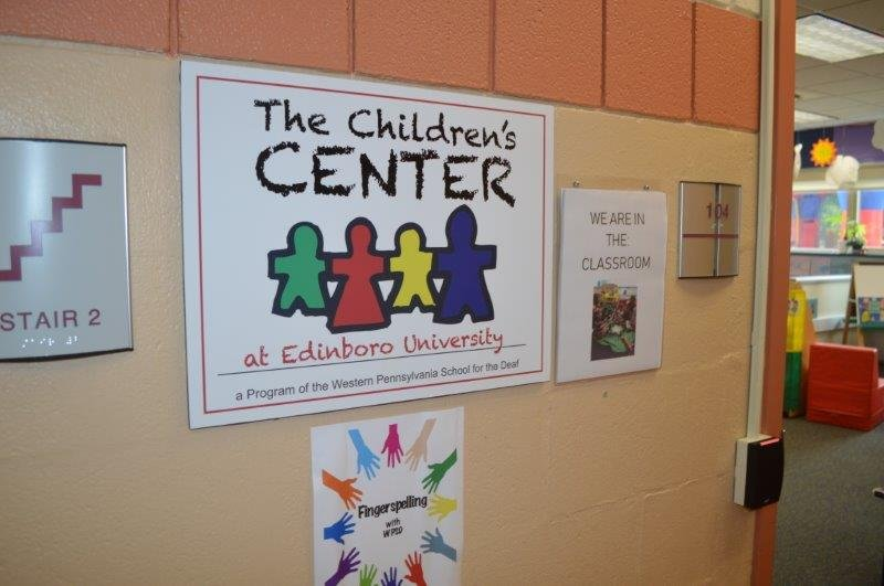 WPSD Children's Center Opens at Edinboro University