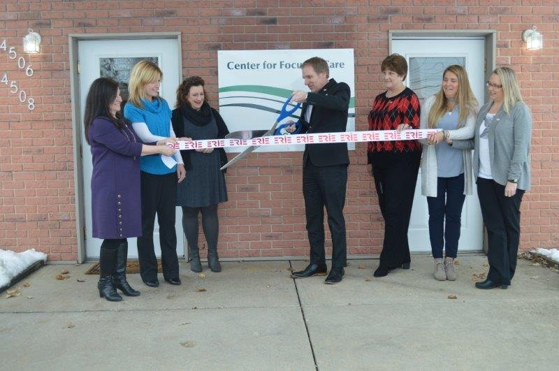 Center for Focused Care celebrates grand opening
