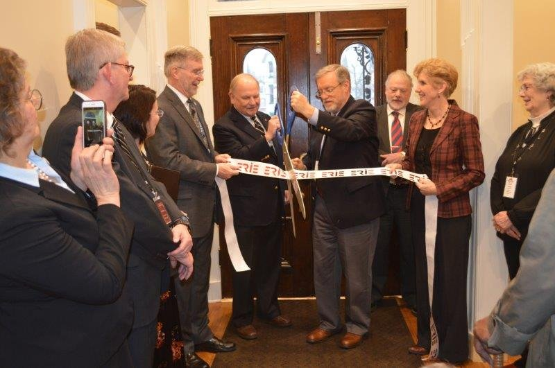 Education Center Opens at the Wood-Morrison House