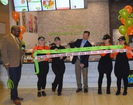 Fresh Healthy Cafe Opens