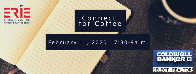 Make Connections Over Coffee in February