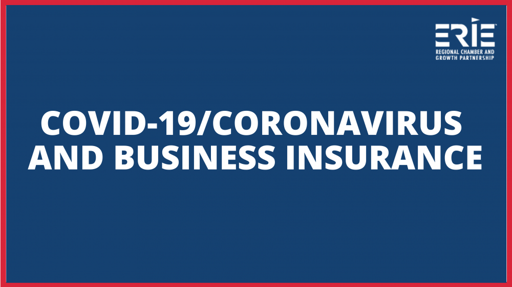 Business Insurance and Coronavirus