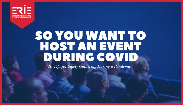 10 Tips for Hosting Events During COVID