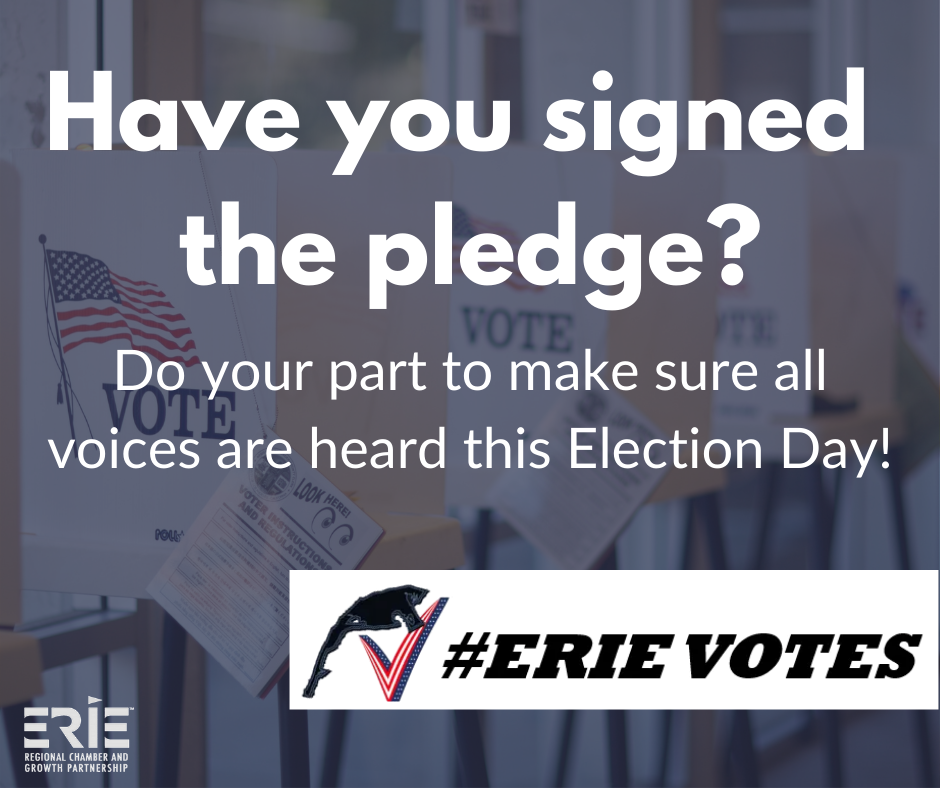 Empower Your Employees to Vote on November 3rd - Sign the Pledge