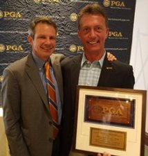 Peek'n Peak Dwayne Randell Named Golf Professional of the Year by Western NY PGA and Special Awards Committee