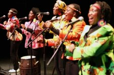 Zimbabwean A Capella Group Nobunto to Perform in the Logan Series at Penn State Behrend