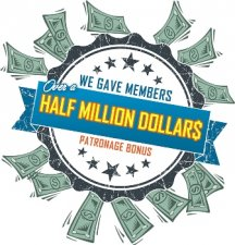 Erie Federal Credit Union Offers First Ever Patronage Bonus to Members