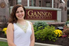 Gannon University's Katlyn Walters Wins ATHENA Young Professional Award