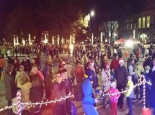 Downtown d'Lights Grows This Holiday Season