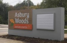 Asbury Woods Announces Completion of Capital Campaign and Nature Center Redidication
