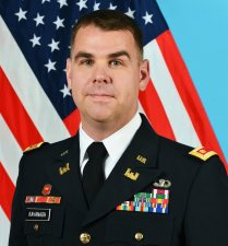Edinboro's Kavanagh promoted to Lieutenant Colonel in U.S. Army