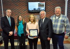 Edinboro faculty member receives state recognition for fight against opiod epidemic