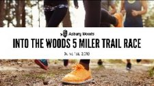 Asbury Woods Announces 2nd Annual Trail Race