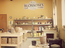 Free Clay With Us Classes Offered at Blossom Clay Space