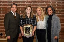 Edinboro grants humanitarian awards to community activist, student leader