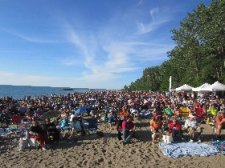 Presque Isle Partnership announces return of UPMC Sunset Music Series and Food Truck Wednesdays at Beach 1 on Presque Isle State Park
