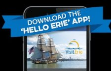 VistiErie Launches NEW look for 'Hello Erie' App and VisitErie.com