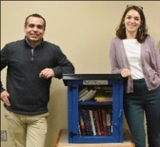 Little Free Library Sites Promote Book-Sharing at Penn State Behrend