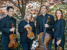Cavani String Quartet to Open 30th Season of Music at Noon