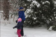 Asbury Woods Promotes Winter Recreation in Erie County