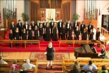 The Choirs of Penn State Behrend Show Their 'True Colors' this Fall
