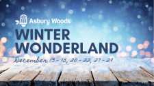 Asbury Woods Presents 23rd Annual Winter Wonderland Event