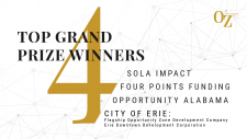 Erie Wins Grand Prize for Opportunity Zones Challenge from Forbes Magazine