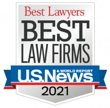 Knox Law Receives National & Regional Rankings in 13 Practice Areas for 2021 Best Law Firms List